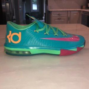 Nike KD Rare VI Hero Pack Air Max Turbo Sneakers